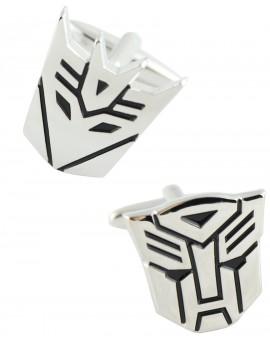 Transformers Autobot and Decepticon Cufflinks