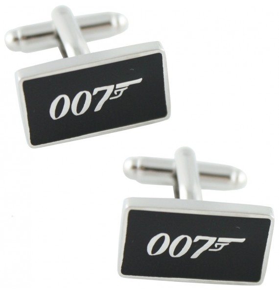 James Bond Cufflinks