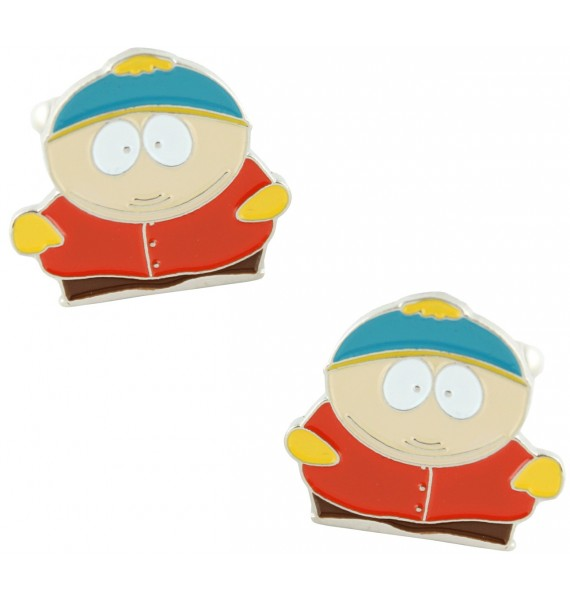 South Park Cartman Cufflinks
