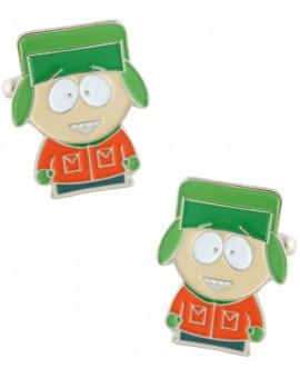 South Park Kyle Cufflinks