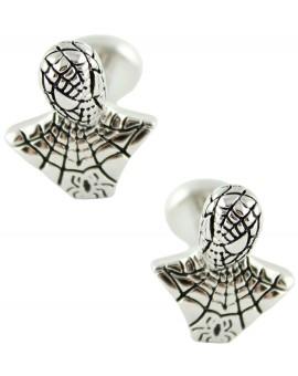 Gemelos Máscara Spider-Man 3D