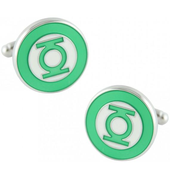 Green Lantern Cufflinks