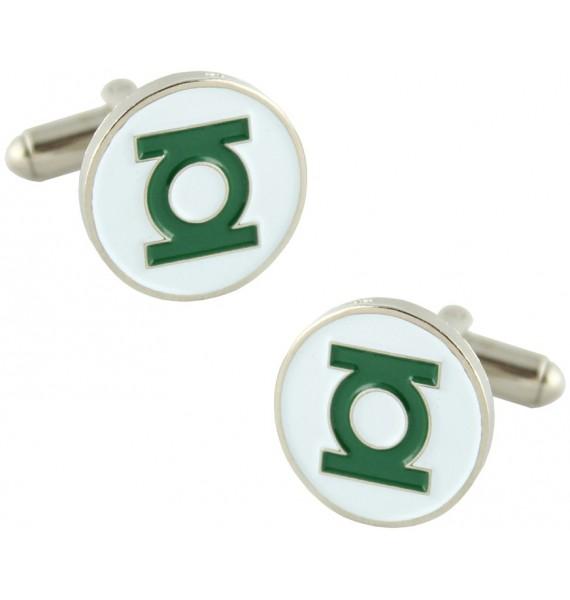 Gemelos Linterna Verde Blanco