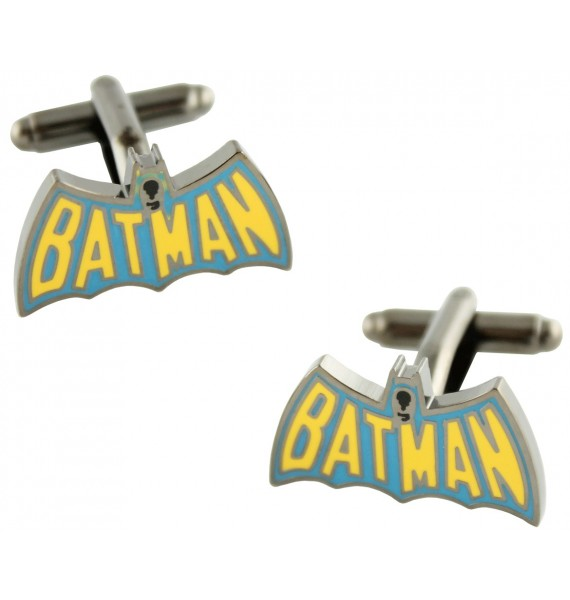Gemelos Símbolo Batman 3D