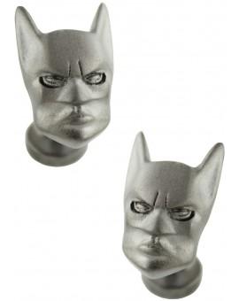 Gemelos Cabeza Batman 3D