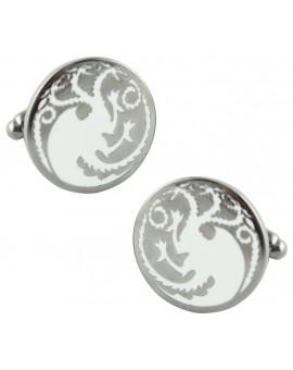 Targaryen House Symbol Cufflinks