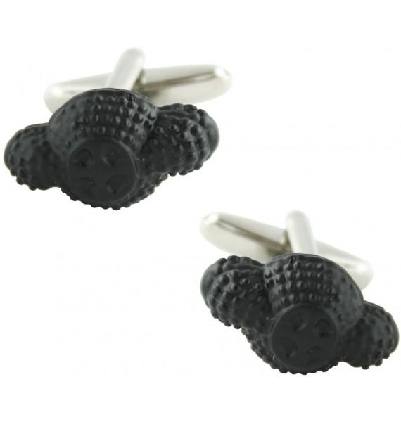 Black Bullfighter Hat Cufflinks