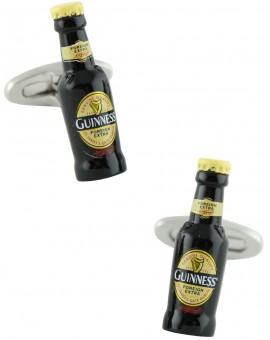 Guinness Bottle Cufflinks
