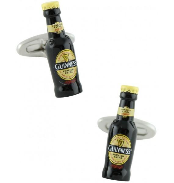 Gemelos Botellín Cerveza Guinness