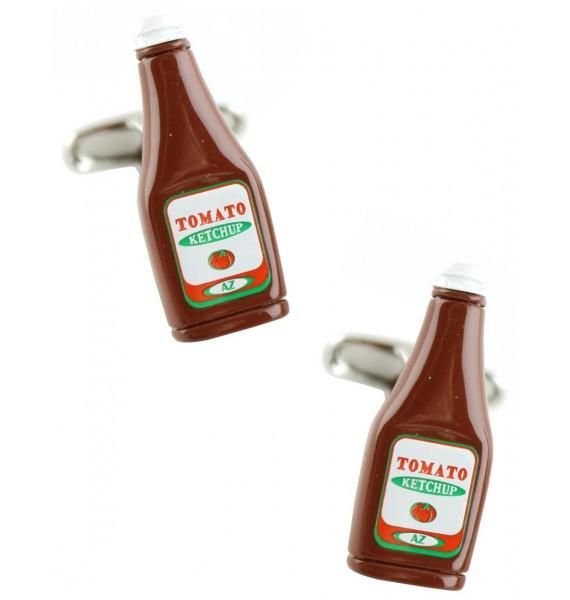 Ketchup Cufflinks