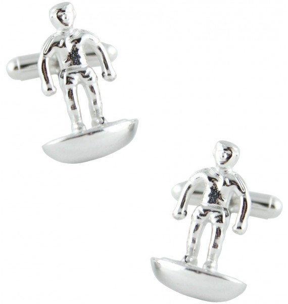 Subbuteo Player Cufflinks