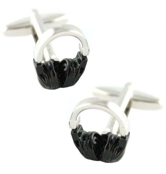 Full-Size Headphones Cufflinks