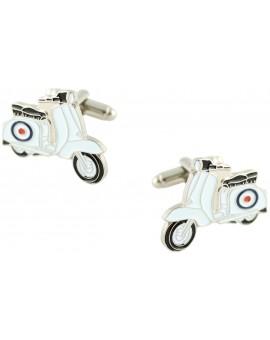 RAF Vespa Cufflinks