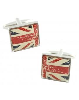 United Kingdom Flag Cufflinks