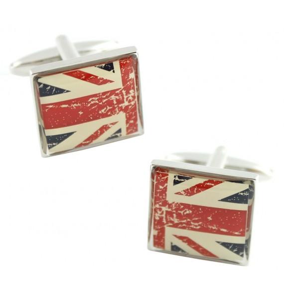 Gemelos para camisa Bandera UK