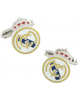 Real Madrid FC Cufflinks