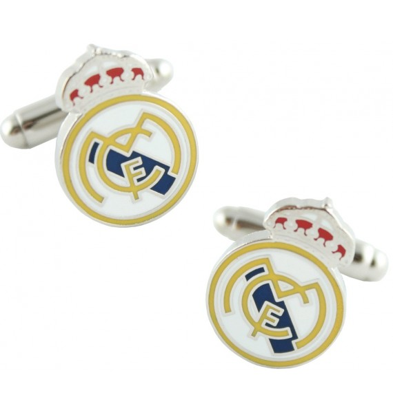 Real Madrid FC Cufflinks