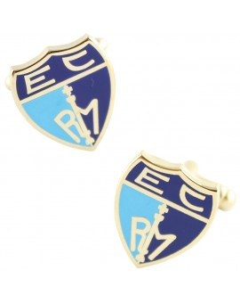 Estudiantes Basketball Team Cufflinks
