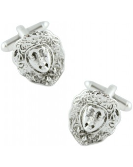 Virgin of El Rocio Face Cufflinks