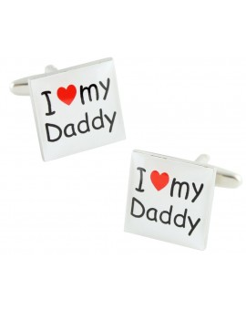 Gemelos I Love my Daddy