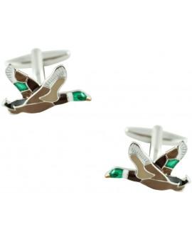 Duck Cufflinks