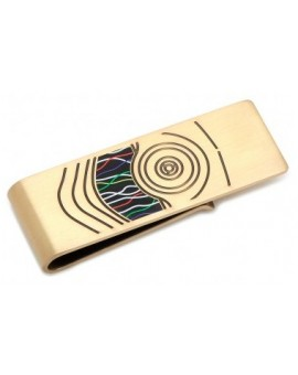 C3PO Star Wars Tie Bar