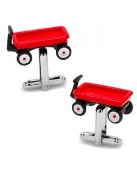 Gemelos Little Red Wagon
