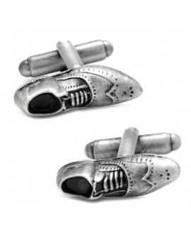 Lace-up Shoes Cufflinks