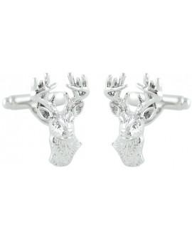 Deer Head Cufflinks