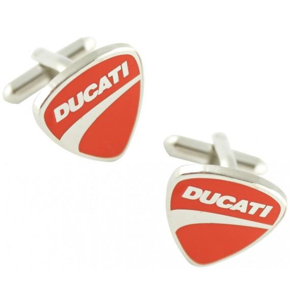 Ducati Logo Cufflinks