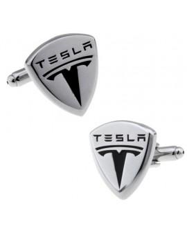 Tesla Cufflinks
