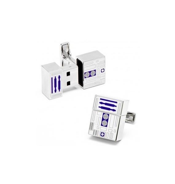 Gemelos USB 4GB R2D2