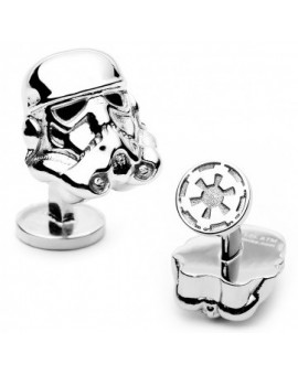 Gemelos Storm Trooper Head 3D Star Wars