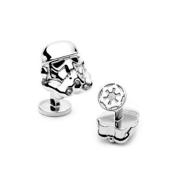Gemelos Storm Trooper Head 3D Star Wars