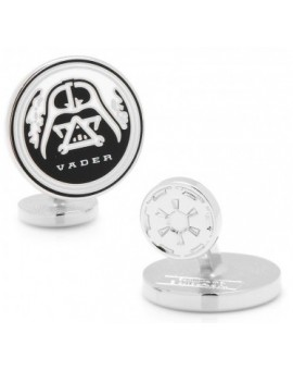 Gemelos Escudo Darth Vader Star Wars