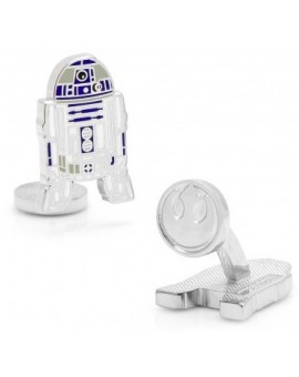 R2D2 Star Wars Cufflinks