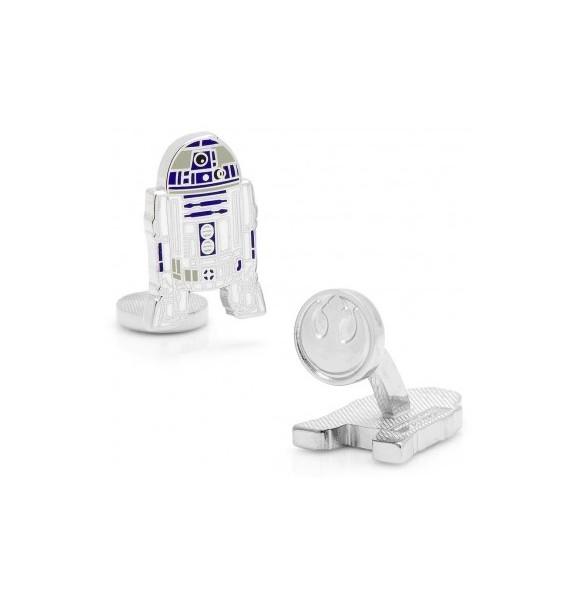 R2D2 Star Wars Cufflinks