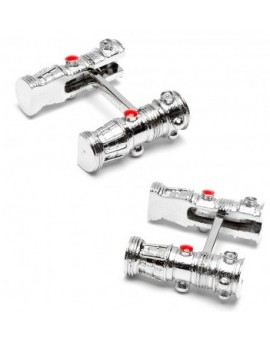 Darth Maul Lightsaber Star Wars Cufflinks