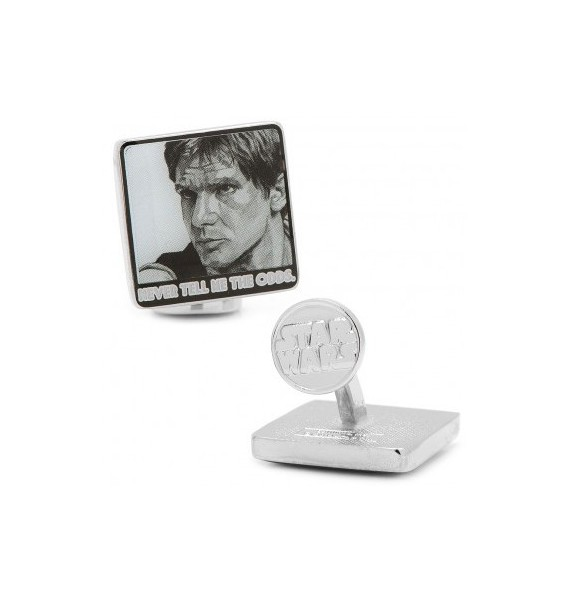 "Gemelos ""Never Tell Me The Odds"" Han Solo Star Wars"