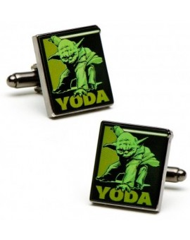 Gemelos Yoda Action Poster Star Wars