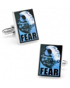 Gemelos Fear Poster Star Wars