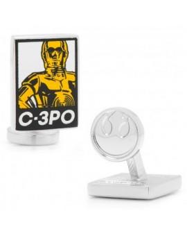 Gemelos C3PO Poster Star Wars