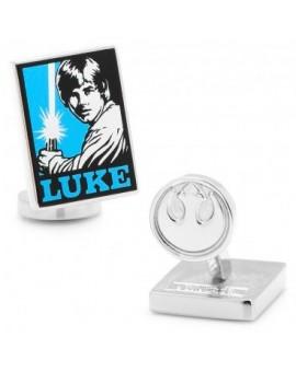 Gemelos Luke Skywalker Poster Star Wars