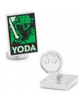 Gemelos Yoda Poster Star Wars