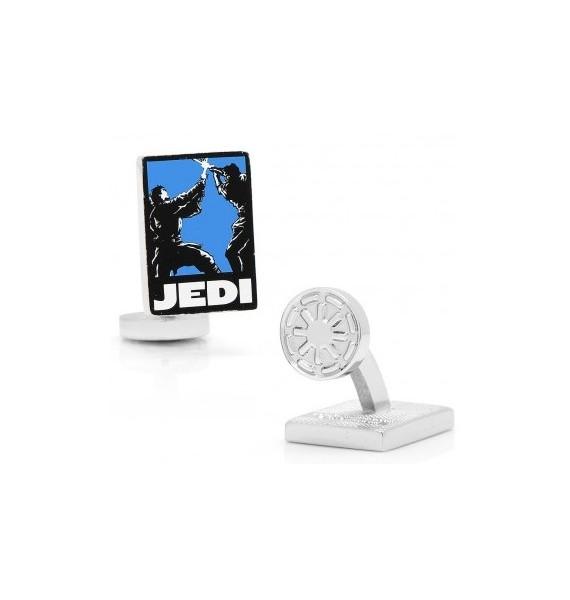 Jedi Pop Art Poster Star Wars Cufflinks