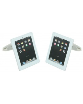 Gemelos iPad Air Blanco
