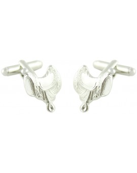 Saddle Horse Cufflinks