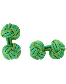 Gemelos Bola Elástico Verde Hierba y Verde