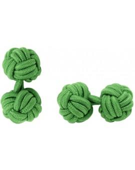 Gemelos Bola Elástico Verde Hierba