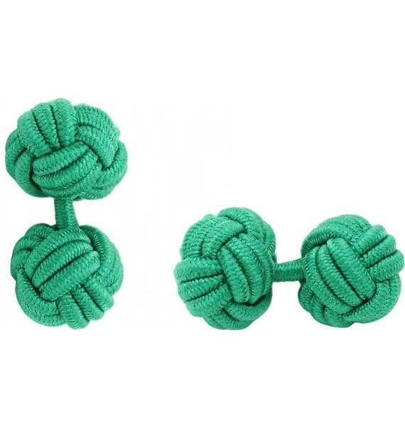 Gemelos Bola Elástico Verde